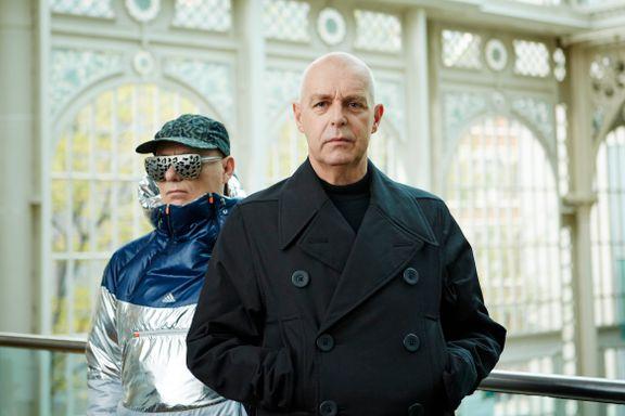 Nytt fra Pet Shop Boys: Er seg selv lik – heldigvis