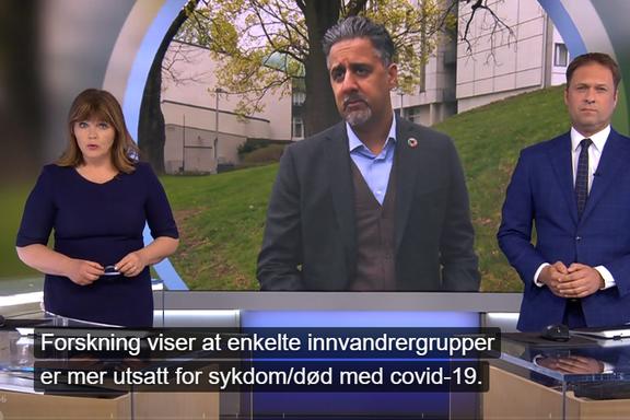 Ny talltabbe i NRK om covid-19: – En feilkobling