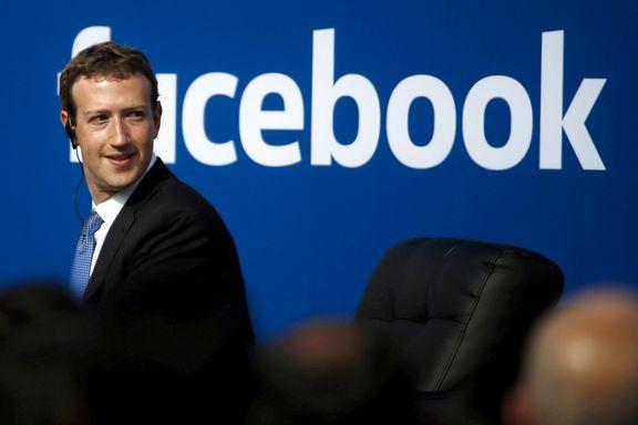 Facebook-sjefen med eget manifest - er bekymret over falske nyheter, polarisering og anti-globalisering