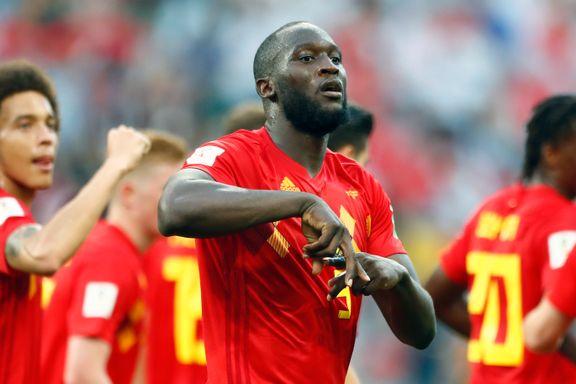Lukakus gest til moren etter VM-dobbelen