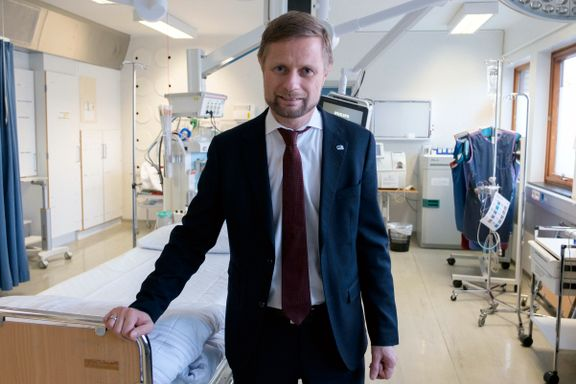 Regjeringen vil ikke svare på tidsplan for nytt Oslo-sykehus