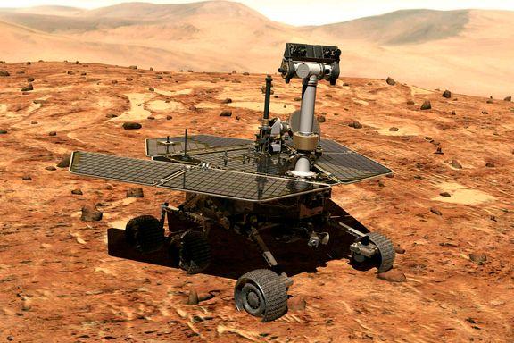 «Oppy» erklært død etter 14 års oppdrag på Mars