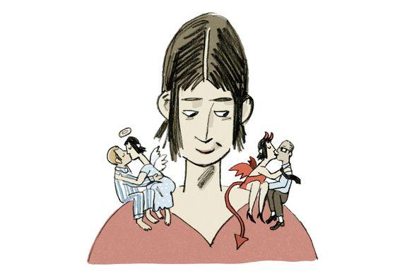 Frode Thuen: Hun er utro med god samvittighet