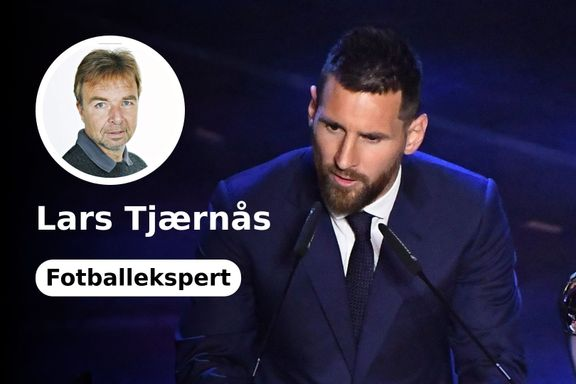 «Messi vant, men en annen spiller burde fått prisen»