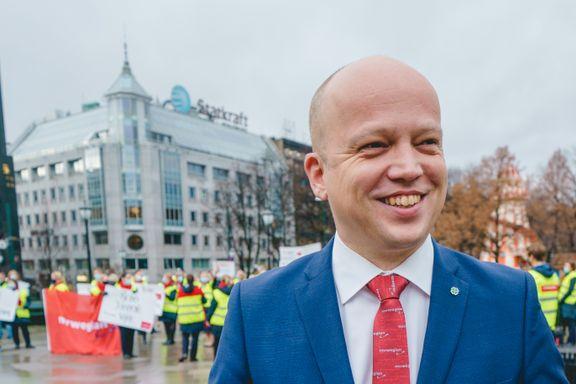 Sp slår alle rekorder i Sogn og Fjordane: 41,5 prosents oppslutning