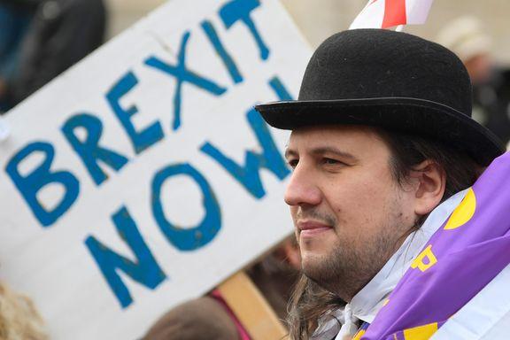Her er listen over hvordan nordmenn påvirkes av Brexit.