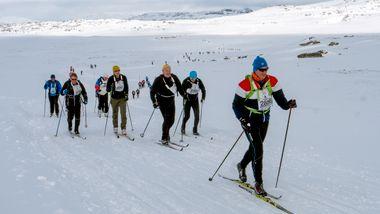 Snømangel tvang HovdenTour til å endre traseen. Nå blir trolig endringen permanent.