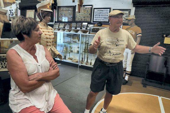 Gruvearbeiderne ender på museum: Du forlater aldri Harlan i live