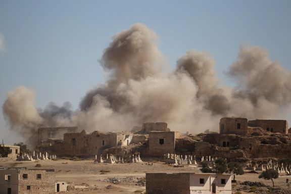 Flere skal være skadet i nye luftangrep mot Aleppo