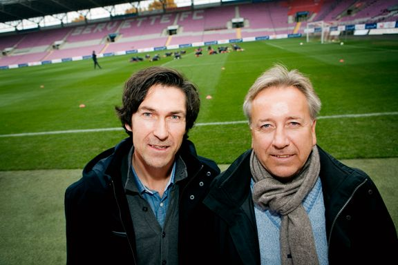 Roar Stokkes drøm i 2015: Kommentere Molde i Champions League
