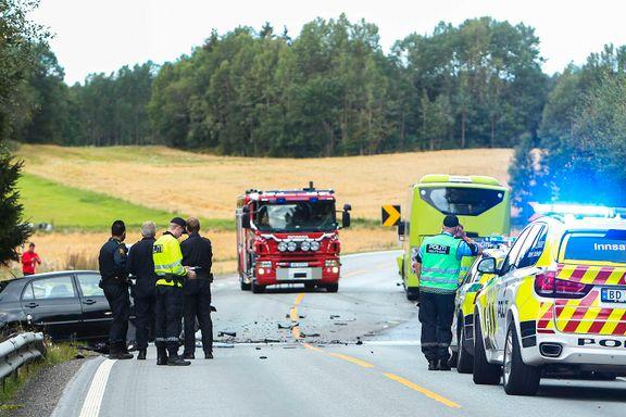 Menn over 45 stadig oftere involvert i alvorlige bilulykker