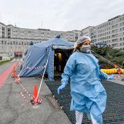 Italias pasient nummer én er friskmeldt