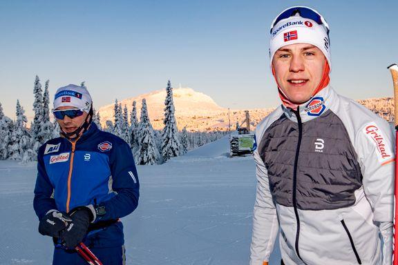 Langrennskometen fra nord var best i verden. Så valgte Norge å holde løperne hjemme.