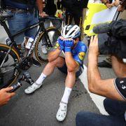 Cavendish i tårer etter første Tour-etappeseier på fem år