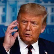 Trump mener eksplosjonene i Beirut var et angrep