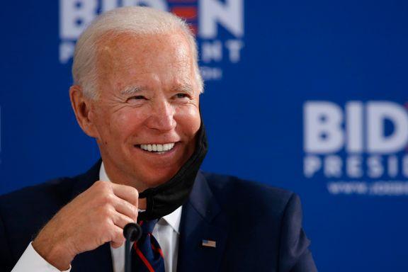 Slik vant Joe Biden valget