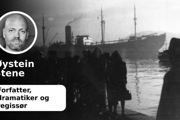«Blant de 300 mennene som hentet de norske jødene og fraktet dem til kaien, var det ikke en eneste tysker»
