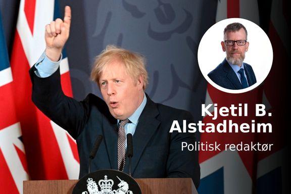 For Johnson er avtalen med EU en seier. For Norge er den lite forlokkende.