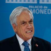 Chiles president fordømmer politiets voldsbruk