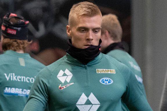 I fjor var Molde-profilen skadefri i kun én måned. Nå er han endelig kampklar igjen.