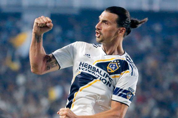 Zlatan på offensiven etter hat trick i LA-derbyet: – Det var deres største tabbe