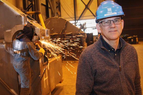 På overflaten ser norsk økonomi fin ut. Men i industrien foregår en blodrød omstilling.