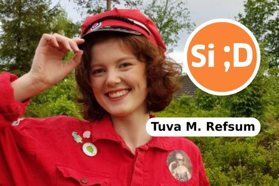 Hun brukte morens russedress: «Slik sparer du penger og miljø i russetiden!»