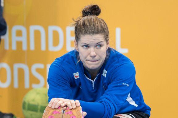 Grimsbø sier nei til landslaget: Uaktuell for håndball-VM