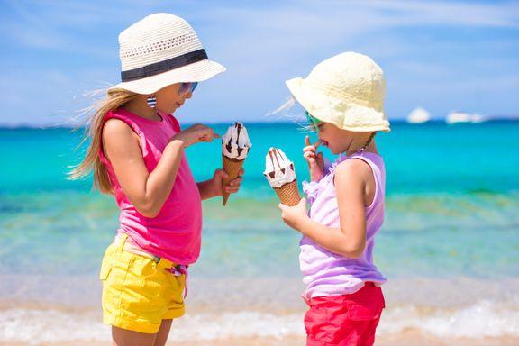 Slik unngår du is- og pølsebonanza i ferien