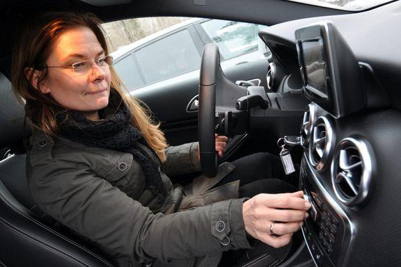 Salget av nye personbiler på historisk høyt nivå