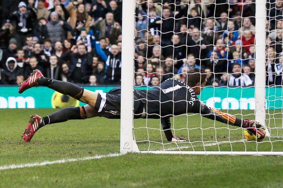 Målteknologi stoppet Magath og Fulham