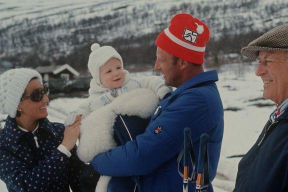 Se historiske bilder fra kongeparets opphold i Sikkilsdalen. Nå er de tilbake.