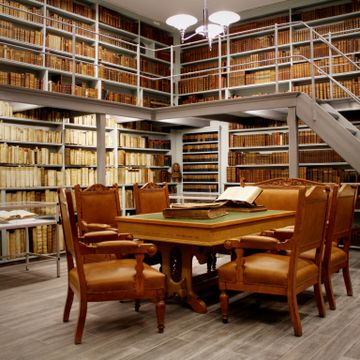 Oslo før: «Kattas» bibliotek er et av Oslos mest spennende rom