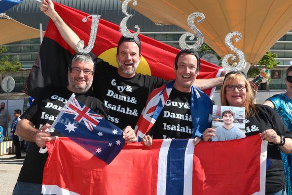 Fansen tror Rybaks sjarm kan gi norsk seier, men ikke alle liker låten