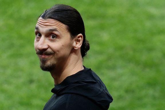 RYKTEBØRSEN: - Zlatan blir værende i Europa