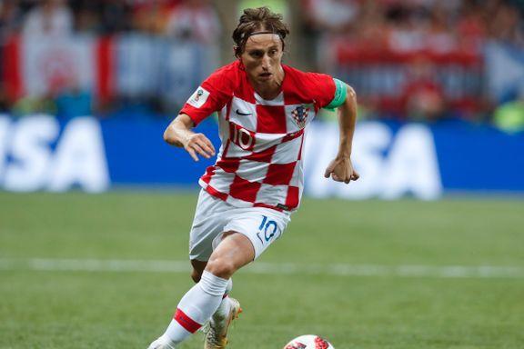 Han ble kåret til VMs beste spiller
