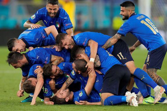 Skeptiske til Italia: – Vil komme til kort