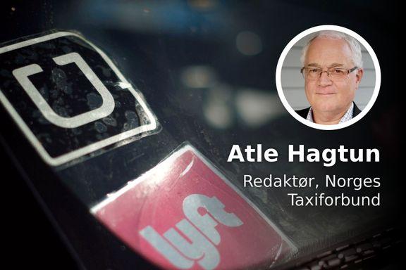 Kynisk spill med taxisjåførers inntekter