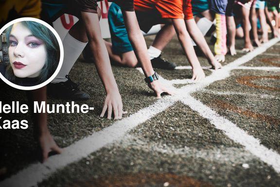 Ta en titt på kroppene til idrettsutøverne! De har alle slags fasonger. | Helle Munthe-Kaas