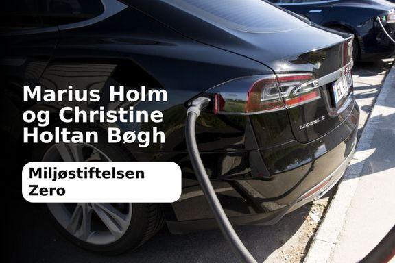 Vi kan nå elbil-målet uten å blakke staten