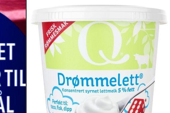 Rekordoverføring til veldedige formål fra salg av yoghurt, skyr og rømme