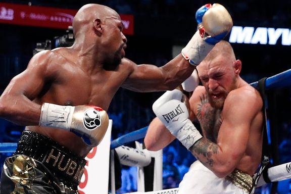 Dommeren måtte gripe inn og stoppe gigantkampen