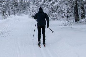 Oversikt: Nå er det brukbare skiforhold flere steder i Marka