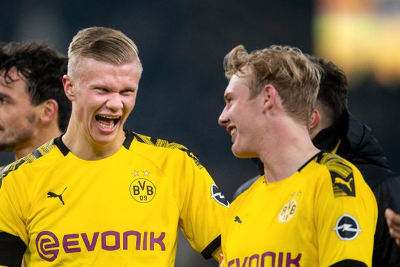 Dortmund selger Haaland-konkurrent