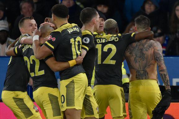 I høst tapte de 0–9 mot topplaget. Nå fikk Southampton hevn for tidenes flause.
