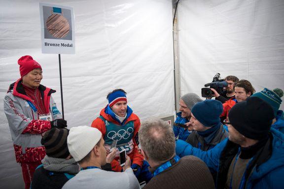Hylles som en av norsk idretts største etter ny OL-medalje: – Det har vært en utrolig reise, men alle gode ting tar slutt