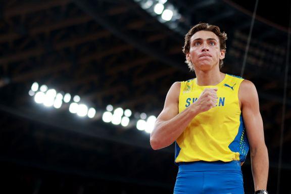 Duplantis etter OL-gullet: – Tror det blir verre nå