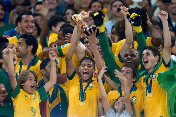 Se bildene fra Brasil-festen