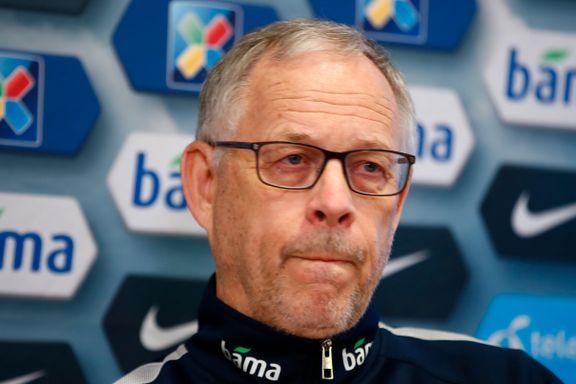 Lagerbäck vil ikke gjøre som i fjor: – Vi har pratet med spillerne om det