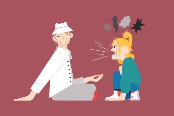 Er barnet ditt sint eller engstelig? Åtte råd om hvordan du kan håndtere det bedre.